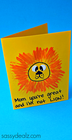 lion-mothers-day-card-for-kids