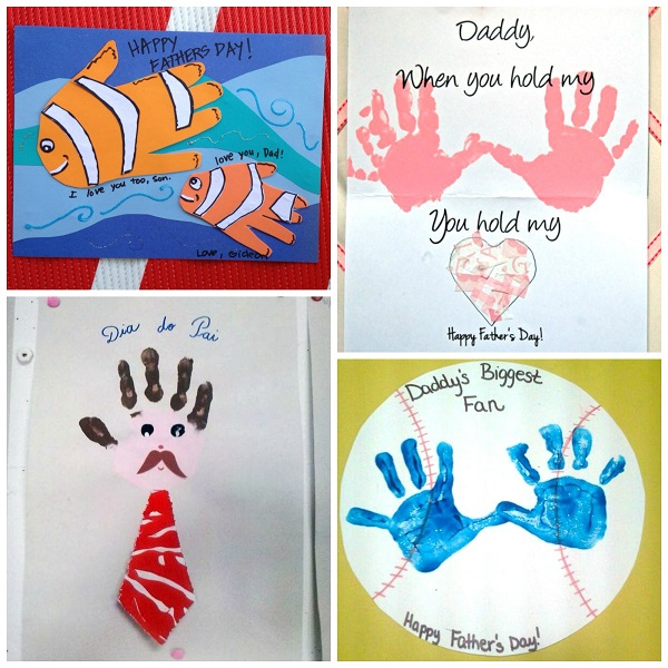 preschool fathers day crafts ideas creative s day cards for to make crafty morning 7074