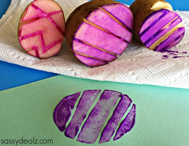 easter-egg-potato-stamp-craft